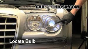 2006 chrysler 300c headlight turn signal and tailight bulb