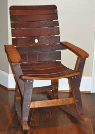 Wine Barrel Rocking Chair Plans These 16 Genius Building Ideas Will Make You Buy A Barrel Of Wine Asap