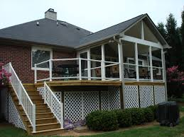 designing a screened porch u2013 archadeck of the piedmont triad