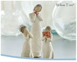 willow tree hooked on hallmark ornaments