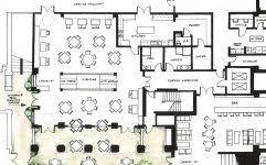 Floor Plan Generator New Simple Restaurant Floor Plan Conceptdraw Samples Floor Plan