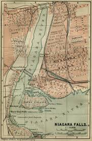 Niagara Falls State Park Map by The Day Niagara Falls Ran Dry Newly Discovered Photos Show The
