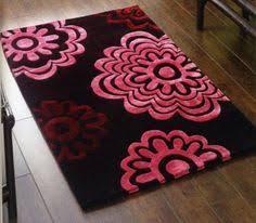 Pink And Black Rug Pink Black Rug Google Search Clara U0027s Room Pinterest