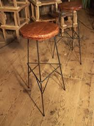 Extra Tall Bar Stools 36 Free Shipping Extra Tall Reclaimed Wood Industrial Style