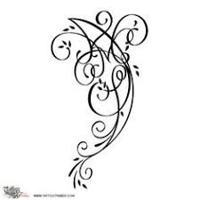 i want a tattoo like this for my kids first letter of their names