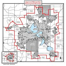 map of oregon wi planning area map area transportation planning board