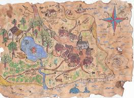 Viking Map A Penny For Them A Film And Theatre Crowdfunding Project In
