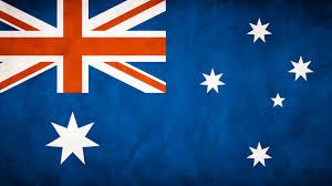 American Flag Powerpoint Background Australia Flag Presentation Powerpoint Templates Australia Flag