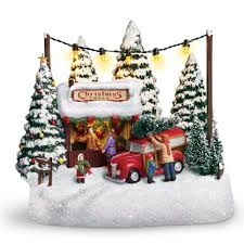 Thomas Kinkade Christmas Tree For Sale by Kinkade Family Tree Bouquet Kremp Com