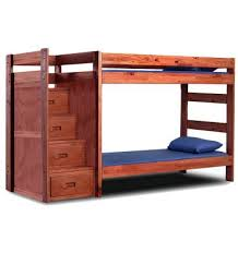 Stair Bunk Beds Reversible Stairs Bunk Bed 40411a Simply Woods Furniture