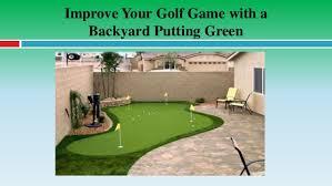 improve your golf game with a backyard putting green 1 638 jpg cb u003d1457931163