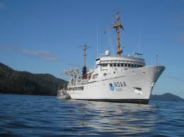 aboard noaa ship challenges and adventure while mapping sea floor