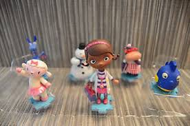 disney doc mcstuffins custom ornament set 6pcs new ebay
