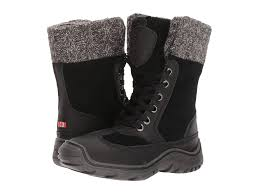 womens boots canada pajar canada black s boots store shoes