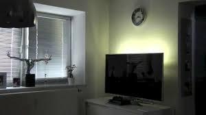 Beleuchtung Wohnzimmer Fernseher Led Sticks 2er Set Indirekte Beleuchtung Für Fernseher Oder