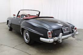 Classic Cars For Sale In Los Angeles Ca 1962 Mercedes Benz 190sl With 2 Tops Beverly Hills Car Club