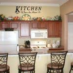 decorating ideas for kitchen walls best 25 kitchen wall decorations ideas on kitchen