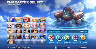 sonic sega all racing apk how to unlock all sonic all racing transformed characters