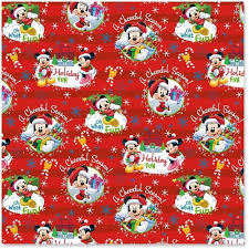 mickey mouse christmas wrapping paper mickey mouse christmas wrapping paper best resume collection