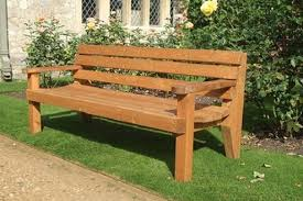 decor wooden patio benches and garden benches outdoor furniture