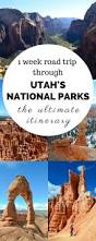 Road Map Utah by Best 25 American Road Trips Ideas On Pinterest Great North Run