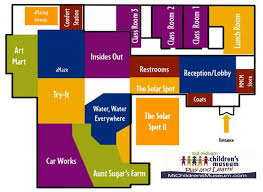 floor plan mid michigan children s museum