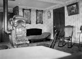 1920s Living Room by Woodford County Family Photographs