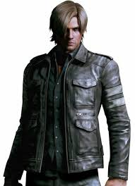 Resident Evil Halloween Costume Resident Evil 6 Leon Kennedy Leather Jacket Halloween Costume Game