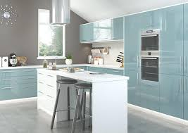 white gloss kitchen doors cheap what s the difference between high gloss doors and