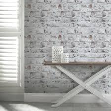 brick wallpaper bedroom ideas magnificent brick wallpaper bedroom