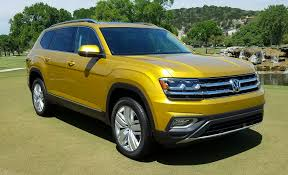 volkswagen atlas sel interior first spin 2018 volkswagen atlas the daily drive consumer