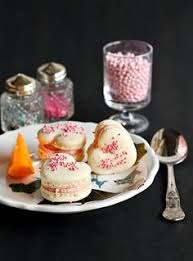 strawberry macaron for the recipe please click http www