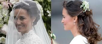 boucle d oreille mariage photos pour mariage pippa middleton portait les mêmes
