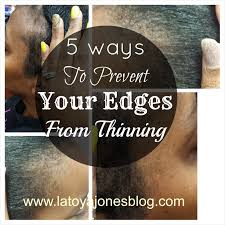 ideas for hairstyles for damaged edges 5 ways to prevent your edges from thinning stylisttoyaj hair