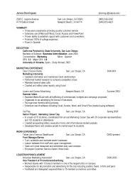 Sample Resume For On Campus Job by Director International Relations Resume Example Resume Sample