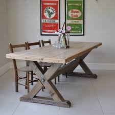 Reclaimed Timber Dining Table Stunning Reclaimed Timber Dining Table Related To Home Design Plan