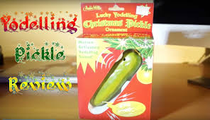 lucky yodeling pickle review