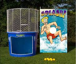dunk booth rental dunk tank rentals in bucks montgomery county pa for