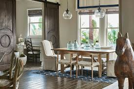 Barn Style Interior Design 25 Diverse Dining Rooms With Sliding Barn Doors