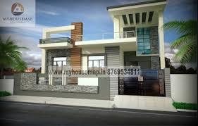 double floor house elevation photos elevation designs front elevation design house map building design