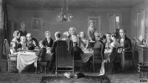 when was the first thanksgiving feast bbc culture food glorious food the best feasts in books