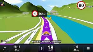 sygic apk data sygic truck navigation 13 7 6 apk original map