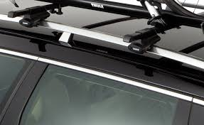 2013 Kia Sportage Roof Rack by Thule Roof Rack System Thule Base Roof Rack System