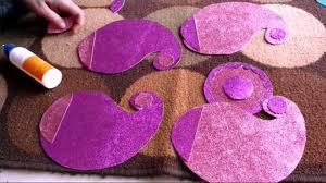 easy rangoli making idea for diwali decoration craftlas youtube