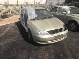 toyota corolla spares now stripping for spares 2003 toyota corolla 140i gle