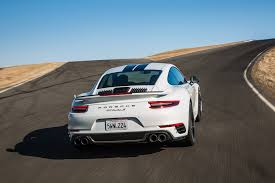 porsche museum plan first laps 2018 porsche 911 turbo s exclusive series automobile