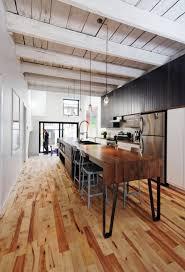 plancher cuisine du plancher dans la cuisine