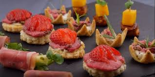 m canape the canape kitchen canapes food events