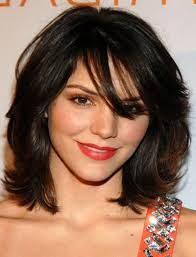 hairstyles for oval face with wavy hair hairstyles and haircuts