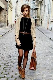 fall dresses with boots oasis amor fashion